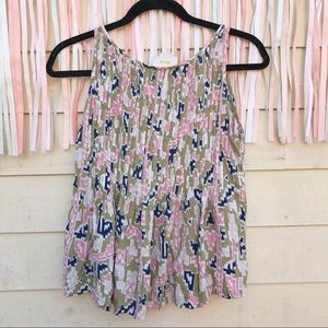 Maeve Tops - Anthro Maeve Floral Top